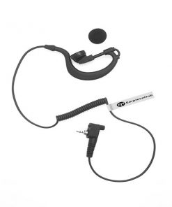 -Shape Motorola Mth800 Tetra Radio Earpiece