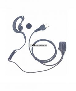 G Shape Cobra 2 Pin Radio Earpiece