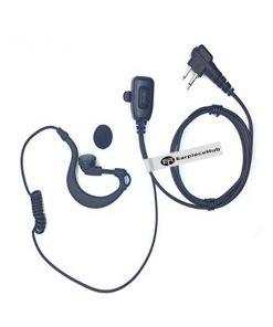 G Shape Hytera 2 Pin Earpiece (HYM)