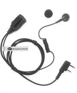 MP Style Hytera (HYK) 2 Pin Earpiece