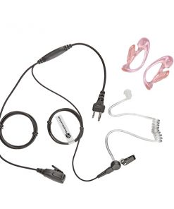 Cobra Covert Earpiece with Ear Moulds