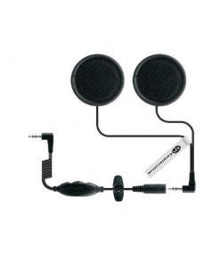 Motorcycle helmet earpiece for cobra 1 radio