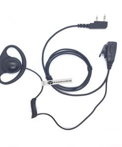 Motorola Talkabout D Shape 2 pin Earpiece