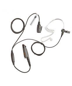 Covert Acoustic Motorola Multi Pin Earpiece