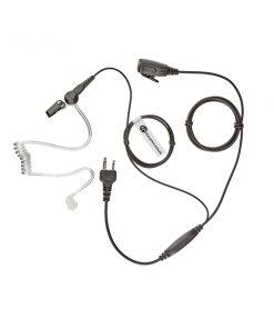 Maximon Covert Earpiece for 2 Pin Radio