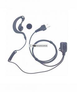 G Shape Pana 2 Pin Radio Earpiece