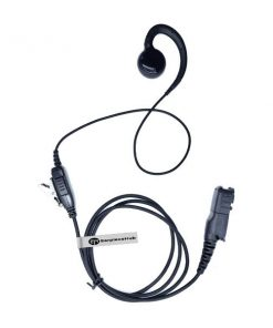 c-shape dp2200 DP2400 in-line earpiece